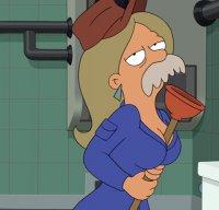 Scruffy the Janitor
